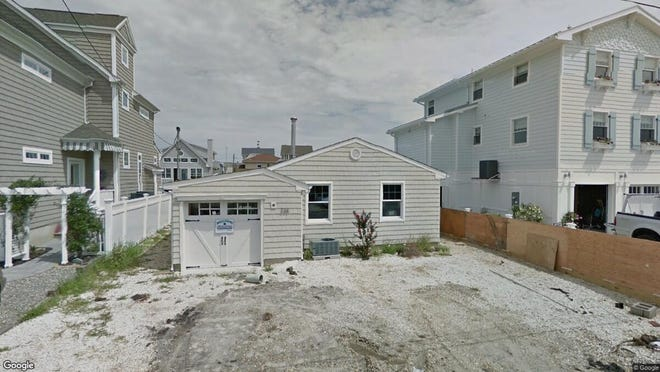 This Google Street View image shows the approximate location of 238 N{dot} Lagoon Road in Toms River. The property at this address changed hands in May 2019, when William and Cara Skrzat  bought the property from  Edward E Gould  for $1,092,500.