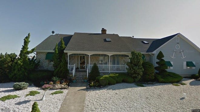 This Google Street View image shows the approximate location of 3501 Churchill Drive in Toms River. The property at this address changed hands in May 2019, when Giuseppe and Melissa Gorga  bought the property from  Audrey Bergen  for $975,000.