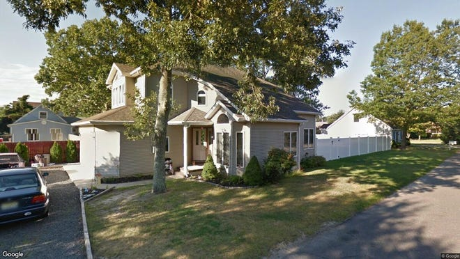 This Google Street View image shows the approximate location of 317 Forrest Ave{dot} in Lacey. The property at this address changed hands in May 2019, when  Daniel Brenes and  Michele Mederos  bought the property from  Gail A Bagarozza  for $298,000.