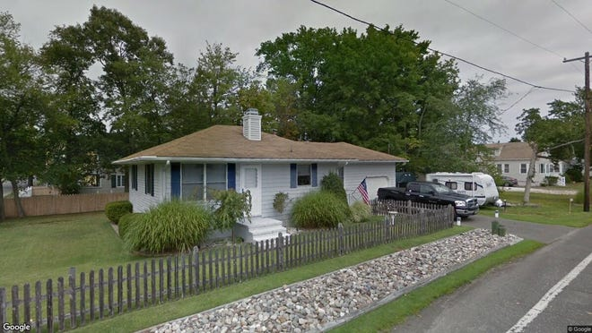 This Google Street View image shows the approximate location of 505 E{dot} Pt Pleasant Ave{dot} in Ocean Gate. The property at this address changed hands in May 2019, when Michael and Barbara J Hanley  bought the property from  Robert Melick  for $165,000.