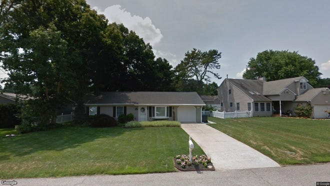 This Google Street View image shows the approximate location of 266 Mermaid Drive in Stafford. The property at this address changed hands in May 2019, when Jessica Lynn and Christian J Pansulla  bought the property from  Kimberly Ashworth and  J M Garner  for $233,000.