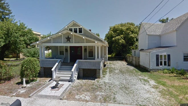This Google Street View image shows the approximate location of 376 N. Main St. in Barnegat. The property at this address changed hands in June 2019, when Doreen M Turner bought the property from Kevin and Janice Izworski for $158,000.