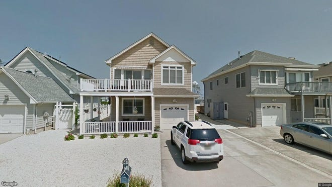This Google Street View image shows the approximate location of 206 Beach Drive in Berkeley. The property at this address changed hands in May 2019, when Rocco Spota and Joseph A Garagalo bought the property from Christina Perrotto for $659,700.