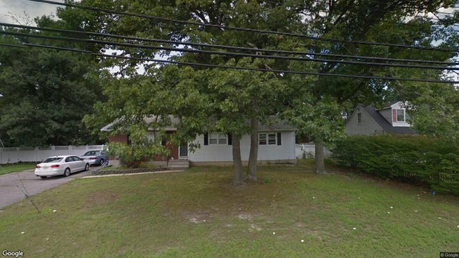 This Google Street View image shows the approximate location of 595 Duquesne Blvd. in Brick. The property at this address changed hands in May 2019, when Juan and Neida Clavijo bought the property from Joseph and Colleen Buteau for $252,000.