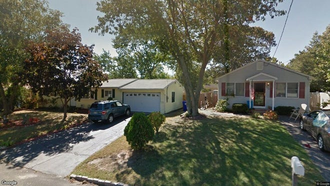 This Google Street View image shows the approximate location of 532 Pennsylvania Ave. in Brick. The property at this address changed hands in May 2019, when Kelley A Crisonino bought the property from Robert W and Alexandra B Smedberg for $250,000.