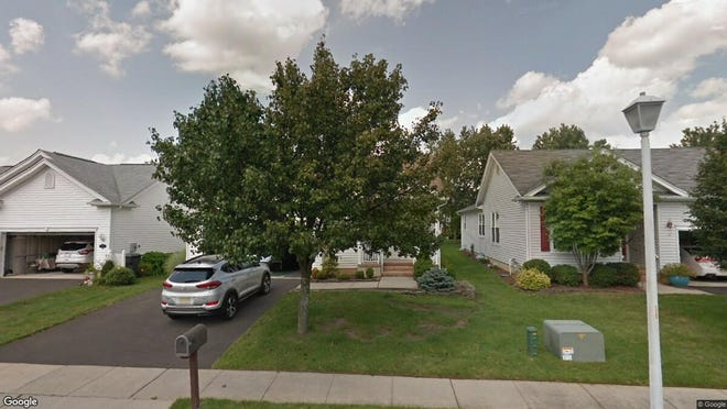 This Google Street View image shows the approximate location of 18 Shelley Road in Brick. The property at this address changed hands in May 2019, when Hristos and Maria Lambrou bought the property from Julius Cipolletti for $290,000.