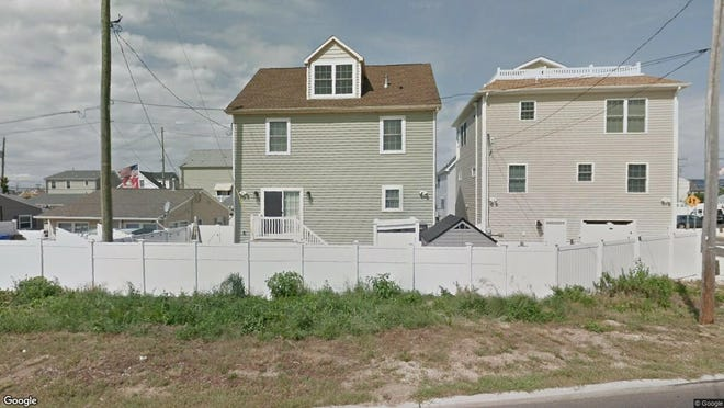 This Google Street View image shows the approximate location of 104 Tarpon Drive in Toms River. The property at this address changed hands in May 2019, when John Lawless bought the property from Louis and Michelle Volpe for $350,000.