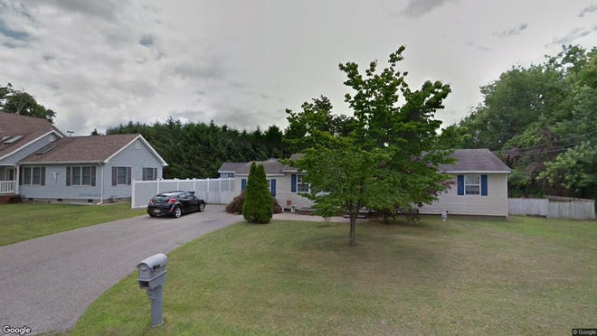 This Google Street View image shows the approximate location of 8 Michele Drive in Toms River. The property at this address changed hands in June 2019, when James L Bey bought the property from Gaetano and Terry Mastropiero for $180,000.