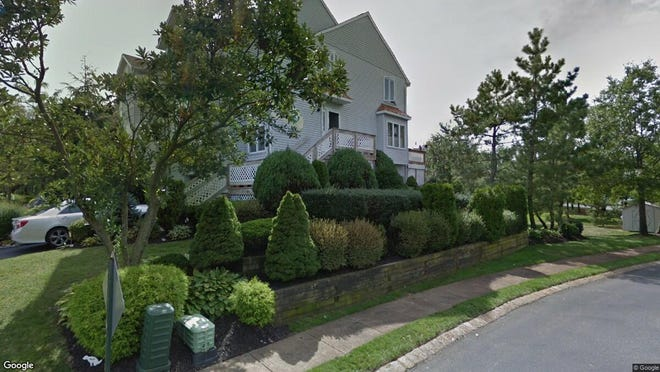 This Google Street View image shows the approximate location of 233 Azalea Court in Toms River. The property at this address changed hands in June 2019, when Dale Manno and Robert Sauer bought the property from Patrick B Hay and Rachel M Murphy for $270,000.