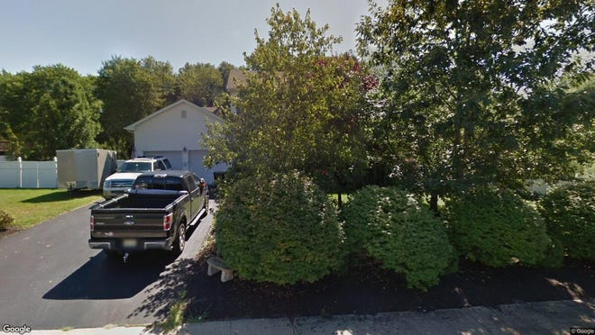 This Google Street View image shows the approximate location of 9 River Edge Drive in Jackson. The property at this address changed hands in April 2019, when Stephen and Kristen Roldan bought the property from Walter and Joanne K Rasmussen for $455,000.