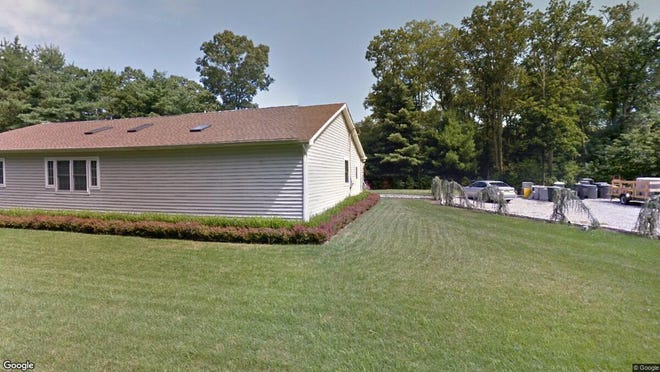 This Google Street View image shows the approximate location of 29 Pineoaka Road in Jackson. The property at this address changed hands in June 2019, when A Desandolo and A D Reardon bought the property from Moshe Rozsansky for $358,500.