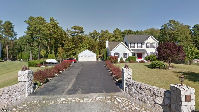 This Google Street View image shows the approximate location of 349 Nighthawk Lane in Jackson. The property at this address changed hands in June 2019, when Vincent and Maryann Catusco bought the property from Patricia A and Alireza N Nowrouzi for $447,000.