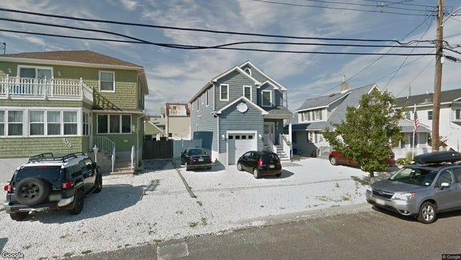 This Google Street View image shows the approximate location of 103 Bryn Mawr Ave. in Lavallette. The property at this address changed hands in April 2019, when Charles and Teresa Rocco bought the property from Thomas J and Megan Giuntini for $875,000.