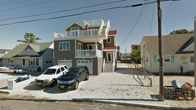 This Google Street View image shows the approximate location of 283 N. Third St. in Surf City. The property at this address changed hands in May 2019, when Robert and Donna Spano bought the property from Keith Kochberg and Bobbie J Conklin for $960,000.