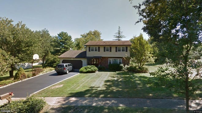 This Google Street View image shows the approximate location of 742 Revere Drive in Brick. The property at this address changed hands in May 2019, when Josette and Louis Marceante bought the property from Paul and Sara Arnone for $390,000.