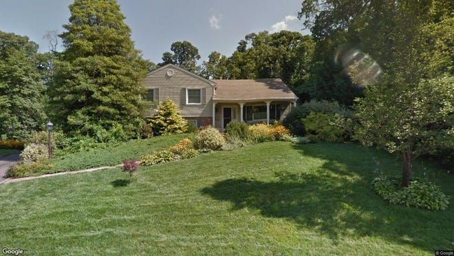 This Google Street View image shows the approximate location of 82 Robbins Court in Brick. The property at this address changed hands in May 2019, when Thomas L Brower Jr. and Samantha Brower bought the property from Lawrence J Kuklinski for $380,000.