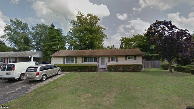 This Google Street View image shows the approximate location of 258 Sprucewood Drive in Brick. The property at this address changed hands in May 2019, when William Hagmann and F L Capcino bought the property from Fincare Investments LLC for $260,000.
