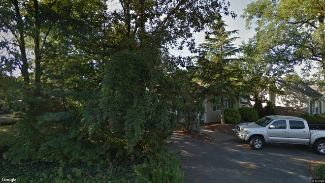 This Google Street View image shows the approximate location of 252 Riverside Drive No. in Brick. The property at this address changed hands in May 2019, when Alexander Bartolomei bought the property from Thomas R and Abigail B Campi for $305,000.