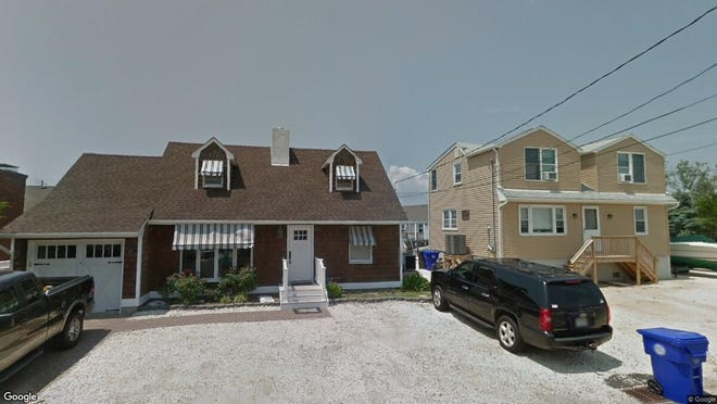 This Google Street View image shows the approximate location of 307 N. Bay Drive in Brick. The property at this address changed hands in June 2019, when Laura Paglia bought the property from Werner and Sherri Kuenzle for $890,000.