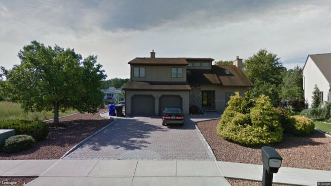 This Google Street View image shows the approximate location of 47 N. Cherokee Lane in Brick. The property at this address changed hands in June 2019, when Suzanne Gross bought the property from Joseph and Proulx-Vitale S Vitale for $569,999.