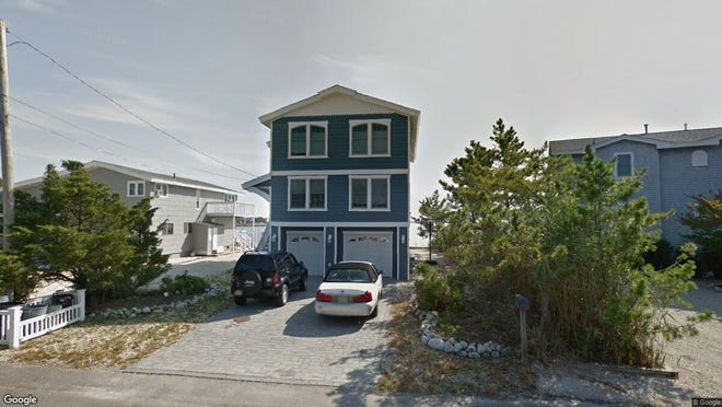 This Google Street View image shows the approximate location of 53 Cedars Ave. in Harvey Cedars. The property at this address changed hands in June 2019, when Ellefsen, Donna C Trust bought the property from Edward and Roseanne O'Connor for $1,300,000.