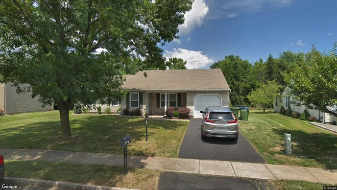 This Google Street View image shows the approximate location of 33 Stonewall Drive in Edison. The property at this address changed hands in June 2019, when Krishnaraja and Rajni Samala bought the property from James Chien-Kuo and Mei-Chang Chao for $523,000.