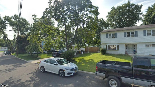 This Google Street View image shows the approximate location of 10 Longview Road in Old Bridge. The property at this address changed hands in May 2019, when Agnieszka Marter bought the property from Vincent F Canoro for $330,000.
