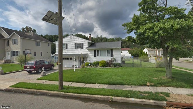 This Google Street View image shows the approximate location of 42 S. Oak Ave. in Woodbridge. The property at this address changed hands in June 2019, when Anteneh Workneh bought the property from Karolina Dziegielewski-Zuniga for $360,000.