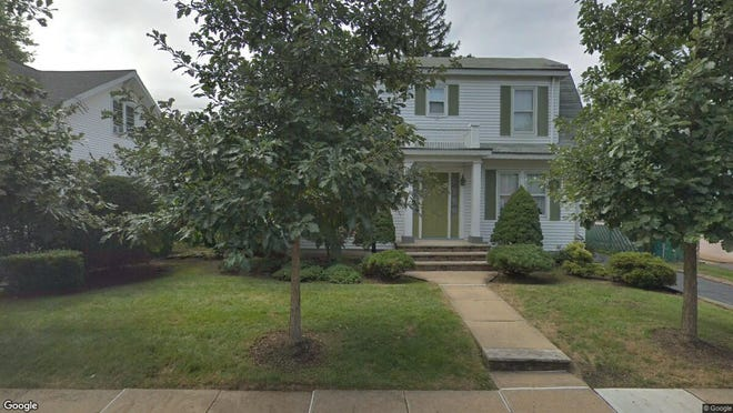 This Google Street View image shows the approximate location of 63 Eggert Ave. in Metuchen. The property at this address changed hands in May 2019, when Daniel and Katherine Tripod bought the property from Carol M Mooney for $470,000.