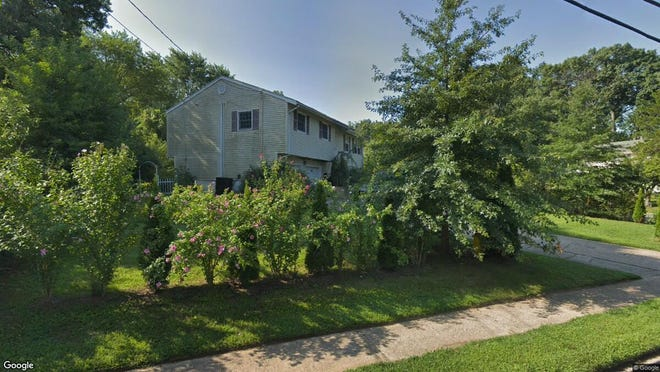 This Google Street View image shows the approximate location of 291 Rues Lane in East Brunswick. The property at this address changed hands in May 2019, when Patrick and Lori O'Leary bought the property from Hua He and Jennifer Huang for $399,000.