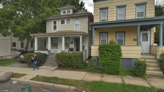 This Google Street View image shows the approximate location of 85 Delafield St. in New Brunswick. The property at this address changed hands in April 2019, when Behrouz Shidfar and Gail Kelly bought the property from Michael and Jill Holzer for $295,000.