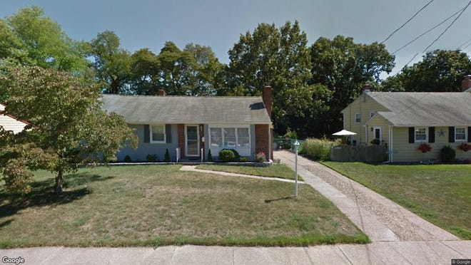 This Google Street View image shows the approximate location of 823 Drexel St. in Delran. The property at this address changed hands in May 2019, when Robert C Wizmerski bought the property from Tim and Kelly Schlindwein for $208,500.