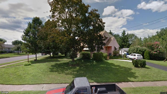 This Google Street View image shows the approximate location of 8 Shady Lane in Bordentown Township. The property at this address changed hands in May 2019, when Janell Colombo and Matthew Callahan bought the property from Sharon Syler and Robert Vanpelt for $152,000.