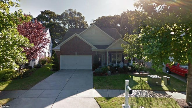 This Google Street View image shows the approximate location of 35 Pennington Court in Delanco. The property at this address changed hands in May 2019, when Gregory P and Suzanne W Cermignano bought the property from William and Diane Lane for $309,900.