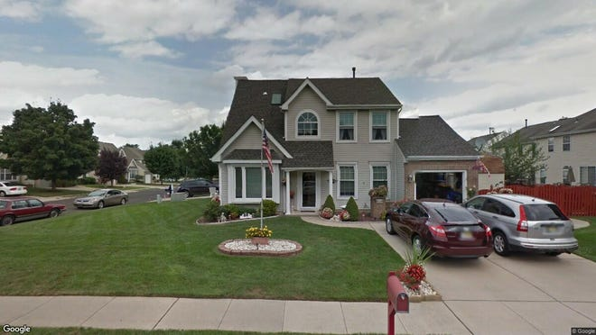 This Google Street View image shows the approximate location of 120 Sharpless Blvd. in Westampton. The property at this address changed hands in March 2019, when Recia W Kabbah and Daveon Eubanks bought the property from James P and Nancy L Confredo for $259,000.