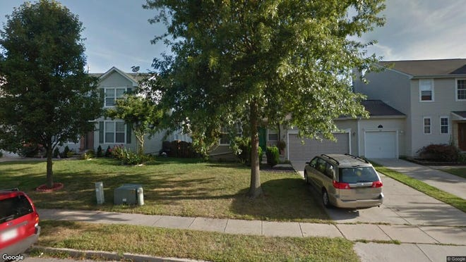 This Google Street View image shows the approximate location of 50 Amara Lane in Westampton. The property at this address changed hands in May 2019, when Raymonda Gaudin bought the property from Manmohan and Avininder Sawhney for $305,000.