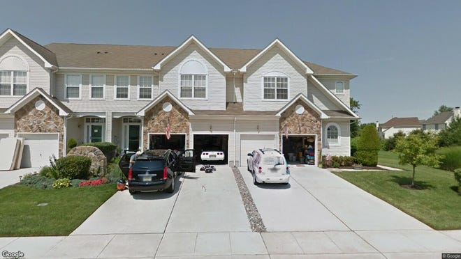 This Google Street View image shows the approximate location of 76 Cypress Point Road in Westampton. The property at this address changed hands in May 2019, when Avis Anderson bought the property from Paul D Messina for $292,500.