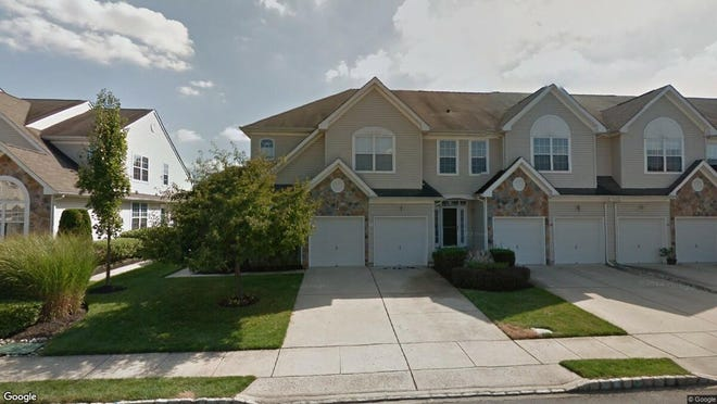 This Google Street View image shows the approximate location of 24 Spyglass Court in Westampton. The property at this address changed hands in June 2019, when Roshahn Whitner bought the property from James E Mantel for $301,500.