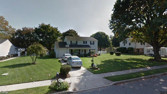 This Google Street View image shows the approximate location of 244 Tohopecka Road in East Greenwich. The property at this address changed hands in June 2019, when Kimi and Thomas Barb bought the property from Frank H and Virginia Mcallister for $223,000.