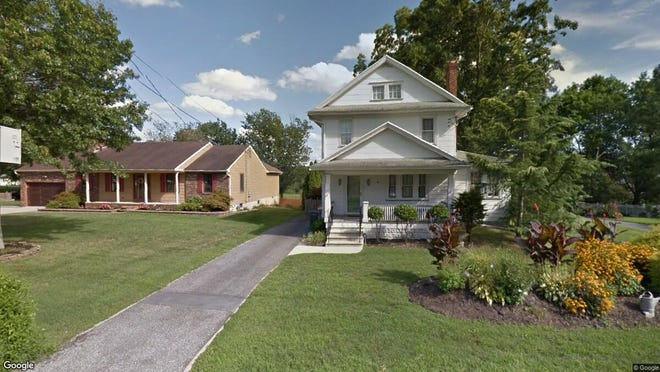 This Google Street View image shows the approximate location of 542 Kings Highway in East Greenwich. The property at this address changed hands in June 2019, when Cherie and Richard Young bought the property from John H Ferguson for $245,000.