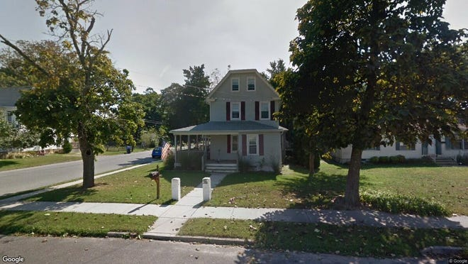 This Google Street View image shows the approximate location of 100 W. Linden St. in Clayton. The property at this address changed hands in May 2019, when Migdalia Gordon and Silton Gordon Jr. bought the property from Tabitha Collins and Tabit Marandino for $169,900.