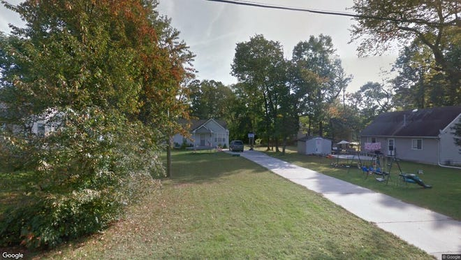 This Google Street View image shows the approximate location of 1480 S. Mallard St. in Clayton. The property at this address changed hands in June 2019, when Albert R Mcgann III bought the property from Melanie N and Billy E Moore for $151,000.