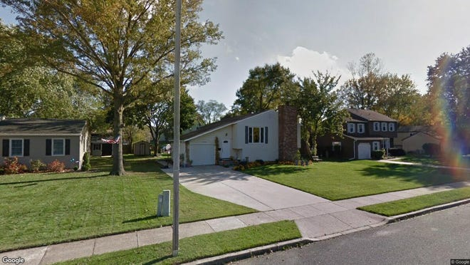 This Google Street View image shows the approximate location of 619 Betty Rose Ave. in Greenwich. The property at this address changed hands in May 2019, when Jessica and Samuel P Maccarone bought the property from Clifton M and Stephanie E Beckett for $183,500.