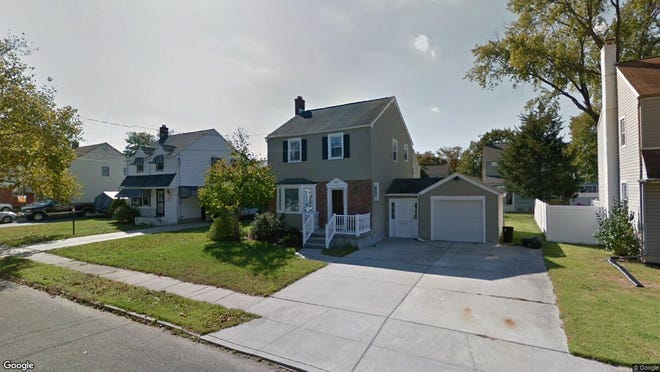 This Google Street View image shows the approximate location of 455 E. Penn Blvd. in Woodbury City. The property at this address changed hands in June 2019, when Nahi P Rai bought the property from Ashley Kayser, Ashley Penza and Th Penza for $175,000.