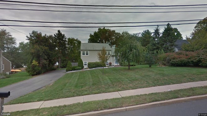 This Google Street View image shows the approximate location of 16 Hanover Ave. in Hanover. The property at this address changed hands in May 2019, when John Bolcar Jr. bought the property from David and Donna Thomas for $425,000.
