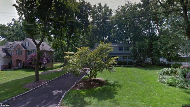This Google Street View image shows the approximate location of 4 Gulick Road in Hanover. The property at this address changed hands in April 2019, when Sharon Napolitano bought the property from Camille C Coogan for $484,000.