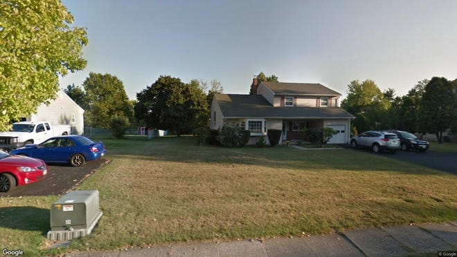 This Google Street View image shows the approximate location of 52 Troy Hills Road in Hanover. The property at this address changed hands in June 2019, when Premkumar and Vaidyalingam Vijayakumar bought the property from Glenn and Linda Zenga for $530,000.