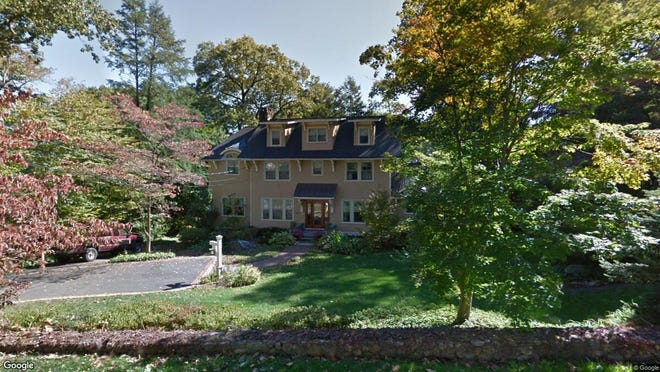 This Google Street View image shows the approximate location of 074 Ball Road in Mountain Lakes. The property at this address changed hands in May 2019, when Shaffin and Gina Lalani bought the property from Gretchen A and Ronald W Fry for $1,250,000.