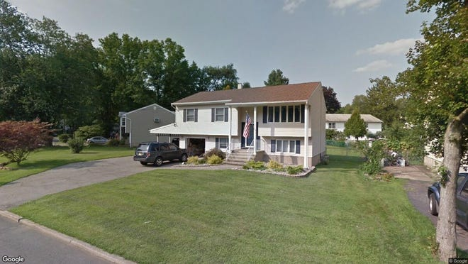 This Google Street View image shows the approximate location of 10 Roland Road in Pequannock. The property at this address changed hands in April 2019, when Santo and Barbara Luchetta bought the property from Mohammad Bidas for $358,000.