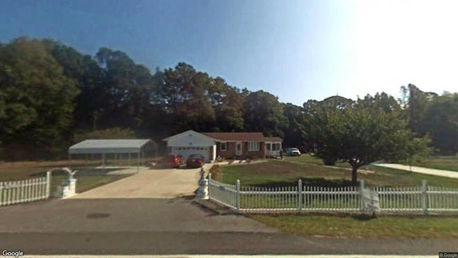 This Google Street View image shows the approximate location of 441 Fortescue Road in Downe. The property at this address changed hands in April 2019, when Joshua and Crystal B Auker bought the property from Mary E Amato for $180,000.